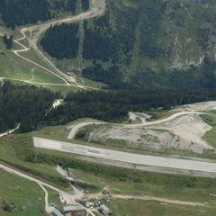 Flugwegposition um 13:43:03: Aufgenommen in der Nähe von Savoyen, Frankreich in 2390 Meter