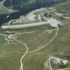 Flugwegposition um 13:44:45: Aufgenommen in der Nähe von Savoyen, Frankreich in 2481 Meter
