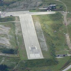 Flugwegposition um 13:41:14: Aufgenommen in der Nähe von Savoyen, Frankreich in 2363 Meter