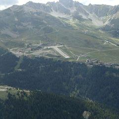 Flugwegposition um 13:40:54: Aufgenommen in der Nähe von Savoyen, Frankreich in 2367 Meter