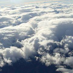 Flugwegposition um 17:19:18: Aufgenommen in der Nähe von Département Hautes-Alpes, Frankreich in 5549 Meter