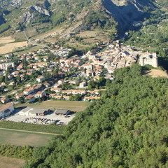 Flugwegposition um 16:19:14: Aufgenommen in der Nähe von Département Hautes-Alpes, Frankreich in 3131 Meter