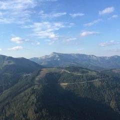 Verortung via Georeferenzierung der Kamera: Aufgenommen in der Nähe von Gemeinde Turnau, Österreich in 1600 Meter