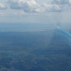 Flugwegposition um 14:13:07: Aufgenommen in der Nähe von 33040 Prepotto, Udine, Italien in 1696 Meter