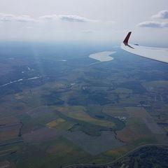 Verortung via Georeferenzierung der Kamera: Aufgenommen in der Nähe von Kreis Nagykanizsa, Ungarn in 1600 Meter