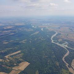 Verortung via Georeferenzierung der Kamera: Aufgenommen in der Nähe von Kreis Nagykanizsa, Ungarn in 1700 Meter