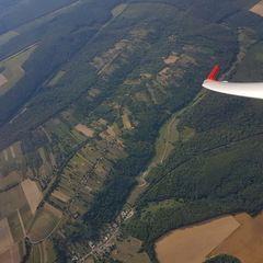 Verortung via Georeferenzierung der Kamera: Aufgenommen in der Nähe von Kreis Nagykanizsa, Ungarn in 1800 Meter
