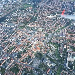 Verortung via Georeferenzierung der Kamera: Aufgenommen in der Nähe von Kreis Szombathely, Ungarn in 0 Meter