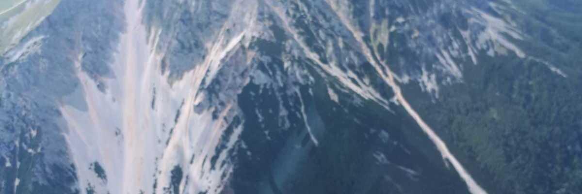 Verortung via Georeferenzierung der Kamera: Aufgenommen in der Nähe von Gemeinde Puchberg am Schneeberg, Österreich in 2600 Meter