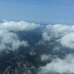 Flugwegposition um 11:46:56: Aufgenommen in der Nähe von Tragöß, 8612, Österreich in 2736 Meter