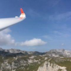 Verortung via Georeferenzierung der Kamera: Aufgenommen in der Nähe von St. Ilgen, 8621 St. Ilgen, Österreich in 2100 Meter