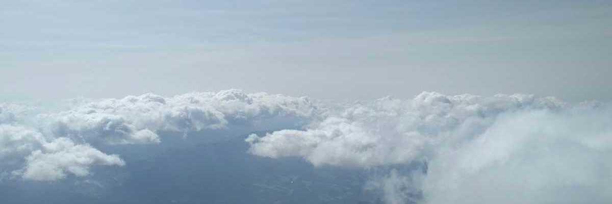 Verortung via Georeferenzierung der Kamera: Aufgenommen in der Nähe von Gemeinde Ternitz, Österreich in 2700 Meter