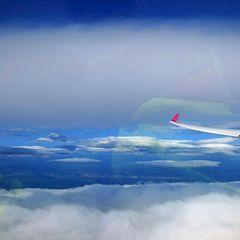 Flugwegposition um 15:03:09: Aufgenommen in der Nähe von Osterwitz, 8530 Osterwitz, Österreich in 3540 Meter
