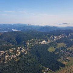 Verortung via Georeferenzierung der Kamera: Aufgenommen in der Nähe von Gemeinde Höflein an der Hohen Wand, Österreich in 1600 Meter