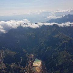 Verortung via Georeferenzierung der Kamera: Aufgenommen in der Nähe von Eisenerz, Österreich in 2900 Meter