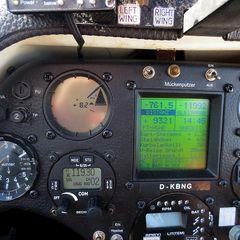 Flugwegposition um 12:47:24: Aufgenommen in der Nähe von Gemeinde Mooskirchen, Österreich in 3465 Meter