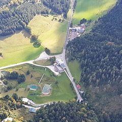 Verortung via Georeferenzierung der Kamera: Aufgenommen in der Nähe von Gemeinde Kleinzell, Österreich in 1500 Meter