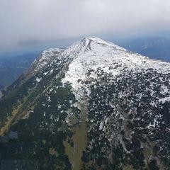 Verortung via Georeferenzierung der Kamera: Aufgenommen in der Nähe von Gaming, Österreich in 1900 Meter