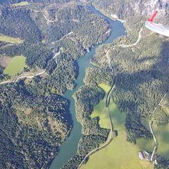 Verortung via Georeferenzierung der Kamera: Aufgenommen in der Nähe von Gemeinde Mitterbach am Erlaufsee, Österreich in 1700 Meter
