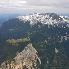 Verortung via Georeferenzierung der Kamera: Aufgenommen in der Nähe von Gemeinde Schwarzau im Gebirge, Österreich in 2300 Meter