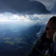 Verortung via Georeferenzierung der Kamera: Aufgenommen in der Nähe von St. Sebastian, Österreich in 1900 Meter