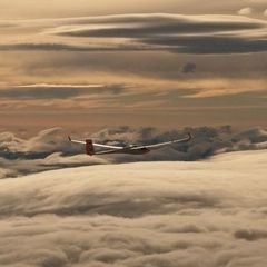 Flugwegposition um 13:07:29: Aufgenommen in der Nähe von Irdning, 8952, Österreich in 4793 Meter