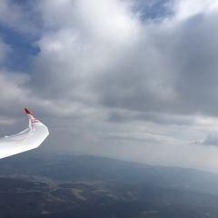 Verortung via Georeferenzierung der Kamera: Aufgenommen in der Nähe von Okres Zlaté Moravce, Slowakei in 1600 Meter