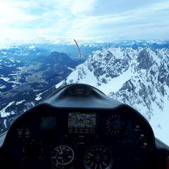 Verortung via Georeferenzierung der Kamera: Aufgenommen in der Nähe von Gemeinde St. Johann in Tirol, St. Johann in Tirol, Österreich in 0 Meter