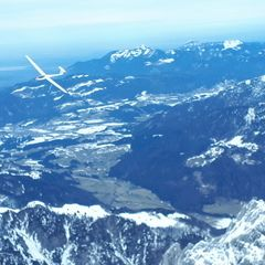 Verortung via Georeferenzierung der Kamera: Aufgenommen in der Nähe von Gemeinde Kirchdorf in Tirol, Österreich in 2600 Meter