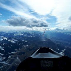 Verortung via Georeferenzierung der Kamera: Aufgenommen in der Nähe von Gemeinde Ellmau, Ellmau, Österreich in 2900 Meter
