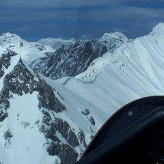Verortung via Georeferenzierung der Kamera: Aufgenommen in der Nähe von Innsbruck, Österreich in 2400 Meter