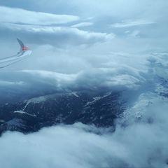 Verortung via Georeferenzierung der Kamera: Aufgenommen in der Nähe von Gemeinde Steinach am Brenner, Österreich in 4000 Meter