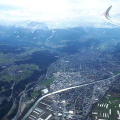 Verortung via Georeferenzierung der Kamera: Aufgenommen in der Nähe von Gemeinde Rinn, Rinn, Österreich in 0 Meter