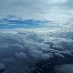 Verortung via Georeferenzierung der Kamera: Aufgenommen in der Nähe von Gemeinde Navis, Navis, Österreich in 4400 Meter