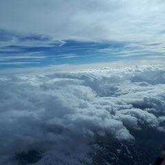 Verortung via Georeferenzierung der Kamera: Aufgenommen in der Nähe von Gemeinde Navis, Navis, Österreich in 4600 Meter