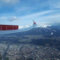 Verortung via Georeferenzierung der Kamera: Aufgenommen in der Nähe von Innsbruck, Österreich in 2300 Meter