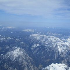 Flugwegposition um 12:18:24: Aufgenommen in der Nähe von Hall, 8911 Hall, Österreich in 2569 Meter