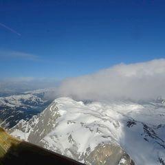 Flugwegposition um 04:34:21: Aufgenommen in der Nähe von Gemeinde Gröbming, 8962, Österreich in 2344 Meter