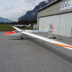 Flugwegposition um 11:03:26: Aufgenommen in der Nähe von Gemeinde Spital am Pyhrn, 4582, Österreich in 2104 Meter