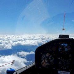 Verortung via Georeferenzierung der Kamera: Aufgenommen in der Nähe von Gemeinde Ruden, Österreich in 5200 Meter