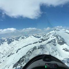 Verortung via Georeferenzierung der Kamera: Aufgenommen in der Nähe von Gemeinde Malta, Österreich in 3200 Meter