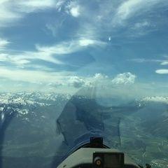 Verortung via Georeferenzierung der Kamera: Aufgenommen in der Nähe von Gemeinde Aigen im Ennstal, Österreich in 2800 Meter