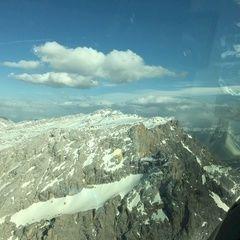 Verortung via Georeferenzierung der Kamera: Aufgenommen in der Nähe von Gemeinde Maria Alm am Steinernen Meer, 5761, Österreich in 2800 Meter