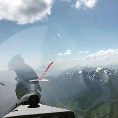 Verortung via Georeferenzierung der Kamera: Aufgenommen in der Nähe von Gemeinde Puchberg am Schneeberg, Österreich in 2500 Meter