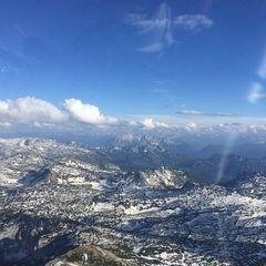 Verortung via Georeferenzierung der Kamera: Aufgenommen in der Nähe von Gemeinde Grünau im Almtal, 4645, Österreich in 2700 Meter
