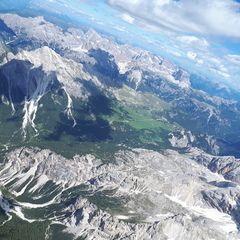 Verortung via Georeferenzierung der Kamera: Aufgenommen in der Nähe von 39030 Prags, Bozen, Italien in 3800 Meter