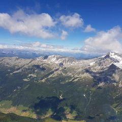 Flugwegposition um 10:40:46: Aufgenommen in der Nähe von 39049 Pfitsch, Bozen, Italien in 3213 Meter