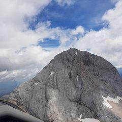 Verortung via Georeferenzierung der Kamera: Aufgenommen in der Nähe von Municipality of Kranjska Gora, Slowenien in 2800 Meter