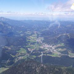Verortung via Georeferenzierung der Kamera: Aufgenommen in der Nähe von Gußwerk, Österreich in 2400 Meter
