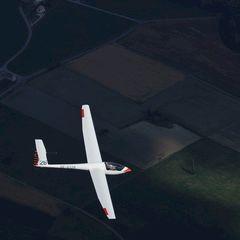 Flugwegposition um 14:22:35: Aufgenommen in der Nähe von Département Hautes-Alpes, Frankreich in 1269 Meter